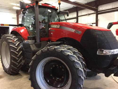 Tractor For Sale:  2012 Case IH 290 , 290 HP