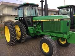 Tractor For Sale:  1985 John Deere 4650