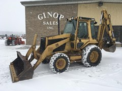Loader Backhoe For Sale:   Caterpillar 416
