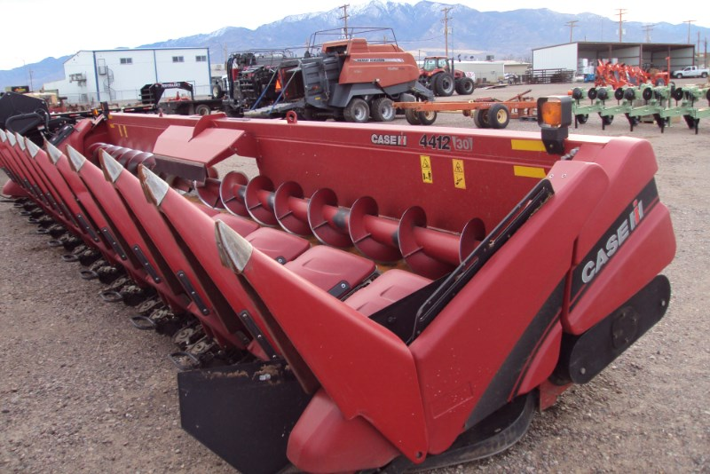 2014 Case IH 4412 Header-Corn For Sale