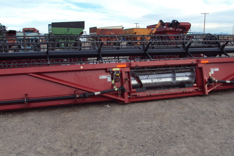 2011 Case IH 2010 Header-Auger/Rigid For Sale