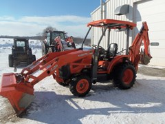 Tractor For Sale 2009 Kubota L39TLB , 39 HP