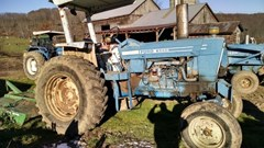 Tractor For Sale:  1976 Ford 6600 , 77 HP