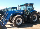 Tractor For Sale:  2016 New Holland (DEMO) T6.165 , 110 HP