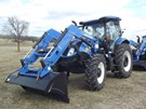 Tractor For Sale:   New Holland (DEMO) T6.165 , 110 HP