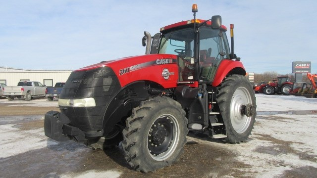 2013 Case IH 260 MAGPS Tractor For Sale
