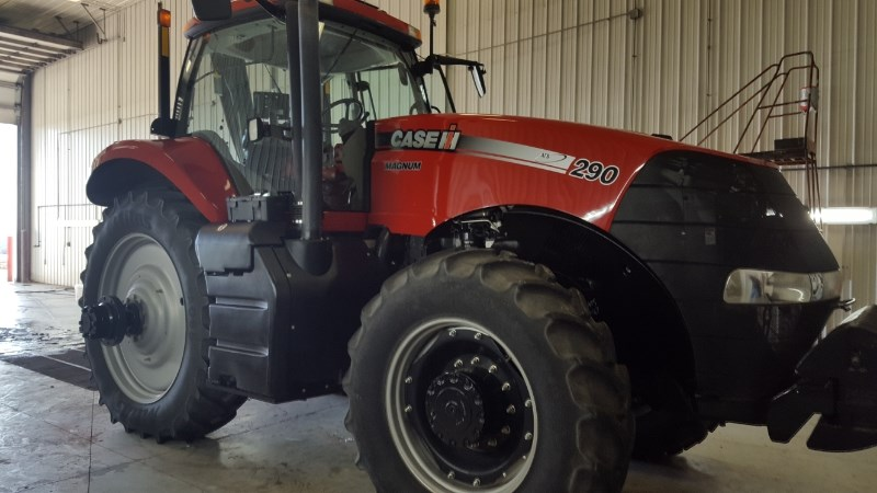 2014 Case IH 290 MAGPS Tractor For Sale