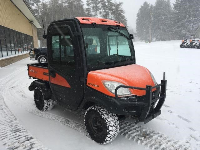 2012 Kubota RTV1100CW Utility Vehicle For Sale