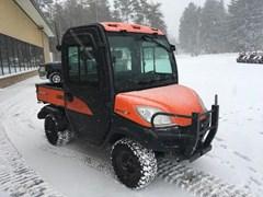 Utility Vehicle For Sale:  2012 Kubota RTV1100CW