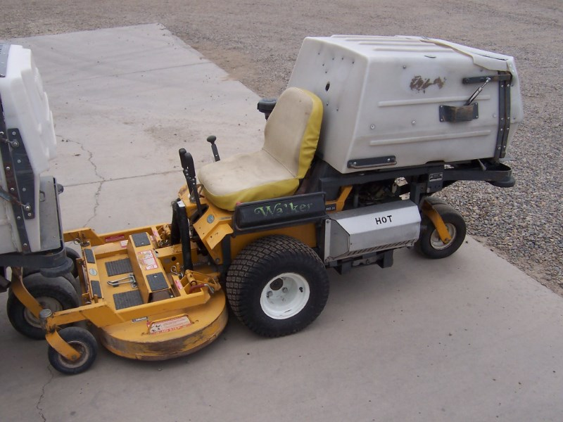2004 Walker T Zero Turn Mower For Sale