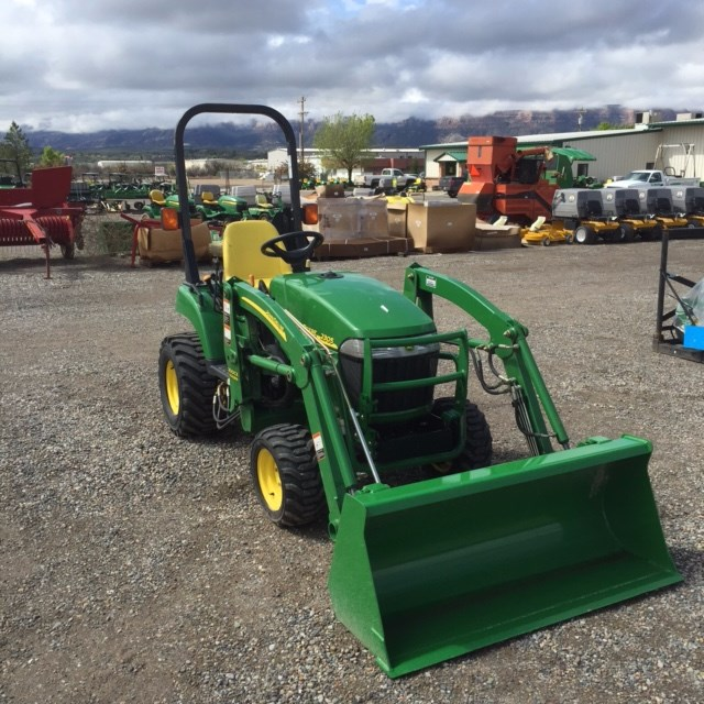 2006 John Deere 2305 Tractor For Sale