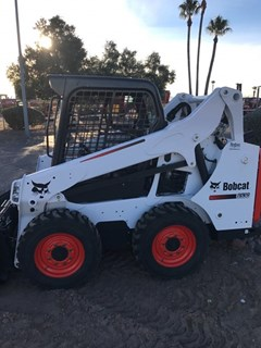 Skid Steer :  Bobcat S530 T4