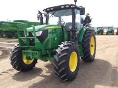 Tractor For Sale:  2015 John Deere 6105R , 105 HP