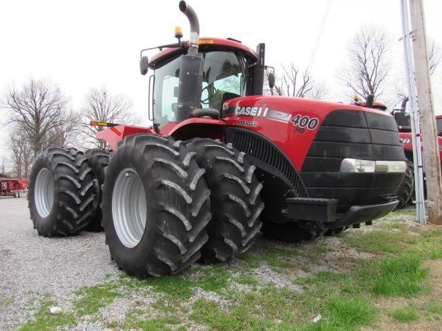 2013 Case IH STEIGER 400 HD Tractor For Sale