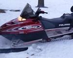 Snowmobile : 2002 Polaris 2002 Classic Touring 500