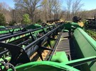 Header-Draper/Rigid For Sale:  2012 John Deere 640FD