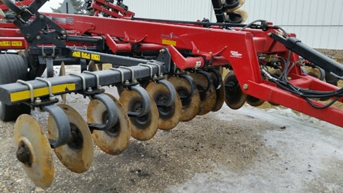 Disk Ripper For Sale:  2014 Case IH 875