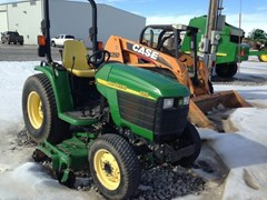 Tractor For Sale 2004 John Deere 4310 , 32 HP