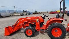 Tractor :  Kubota L3901HST