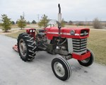 Tractor For Sale: 1964 Massey Ferguson 165, 52 HP