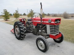 Tractor For Sale:  1964 Massey Ferguson 165 , 52 HP