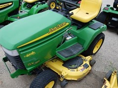 Riding Mower For Sale 2001 John Deere GX325 , 18 HP