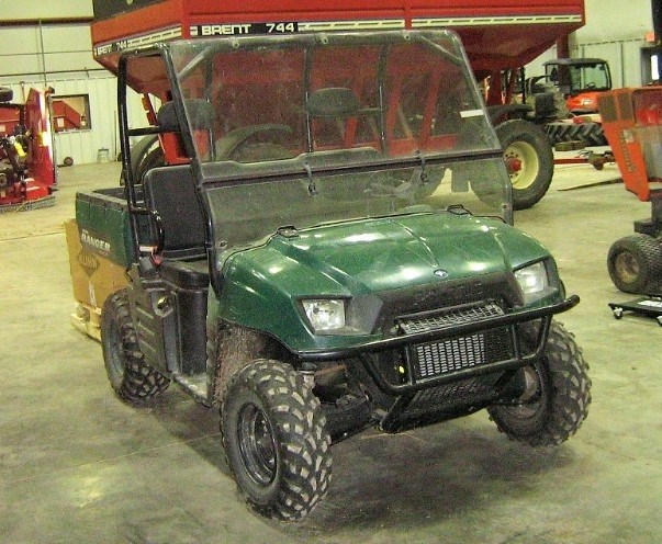 2005 Polaris Ranger 4x4 500 Utility Vehicle For Sale