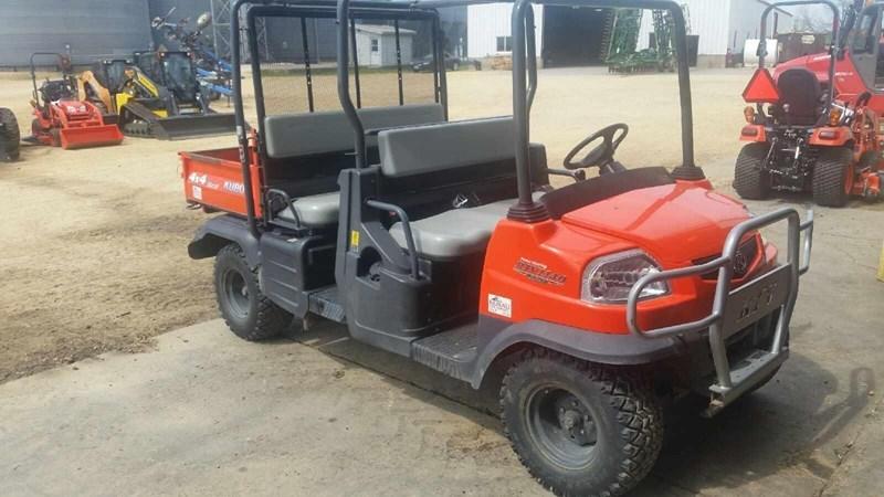 2010 Kubota RTV1140 Utility Vehicle For Sale