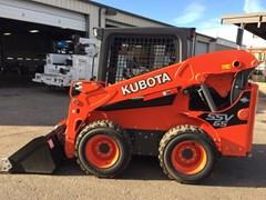 Skid Steer :  Kubota SSV65P
