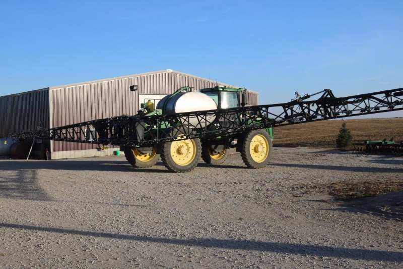 John Deere 4920 Sprayer Booms For Sale
