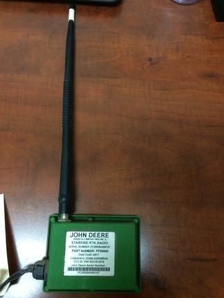 John Deere StarFire RTK Radio 900 Precision Farming For Sale