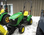 Tractor For Sale: 2013 John Deere 1023E, 23 HP