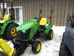 Tractor For Sale:  2013 John Deere 1023E , 23 HP