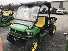 Utility Vehicle For Sale:  2008 John Deere XUV 620I GREEN