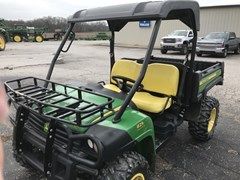 Utility Vehicle For Sale:  2013 John Deere XUV 825I GREEN