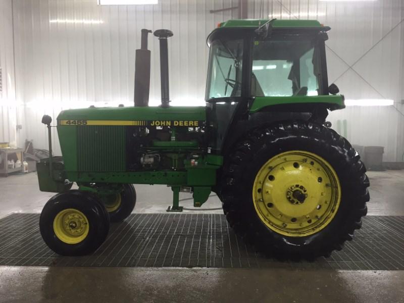 1991 John Deere 4455 Tractor For Sale