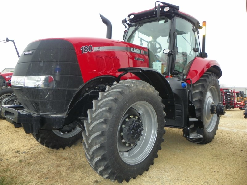 2016 Case IH 180 Tractor For Sale