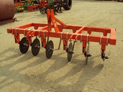 Aerator For Sale:  Tufline PRC/6 pasture renovator 3pt. 6 shank