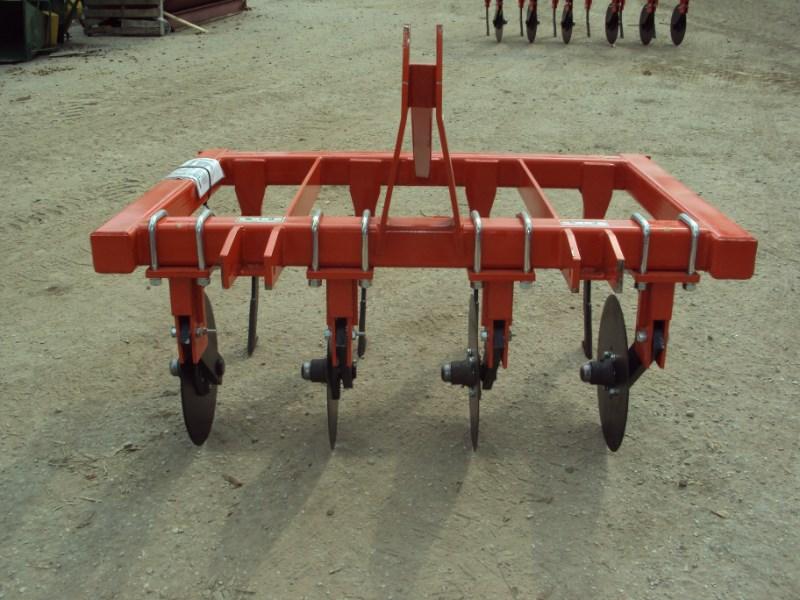 Tufline PRC/4 pasture renovator 3pt. 4 shank Aerator For Sale