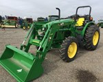 Tractor For Sale: 2015 John Deere 5085E, 85 HP
