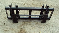 Loader Coupler For Sale:  Lucas Universal Pin-on front end loader to skid steer ad