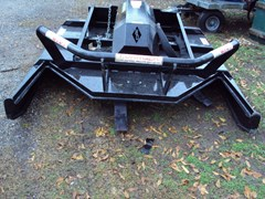 """Rotary Cutter For Sale:  Blue Diamond *Extreme* Duty 72"""" open front hydraulic brush cutt"""