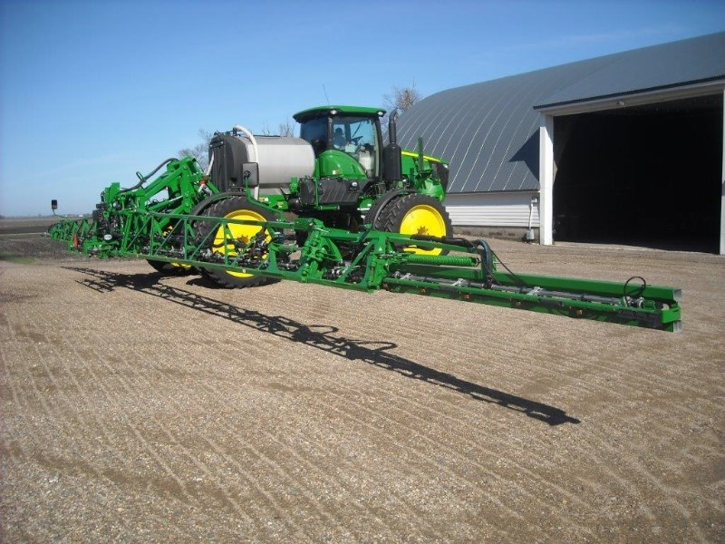 2015 John Deere R4030 88' Sprayer-Self Propelled For Sale