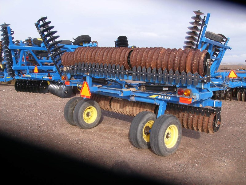 2011 Landoll 3031-31 Pulverizer For Sale