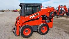 Skid Steer :  Kubota SSV65HC