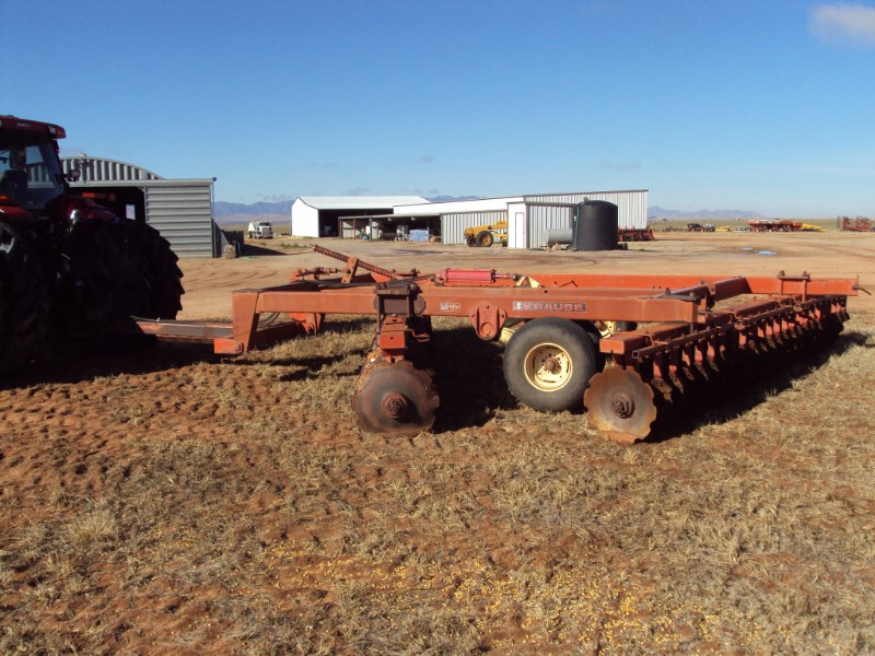 Krause 2022 Disk Harrow For Sale