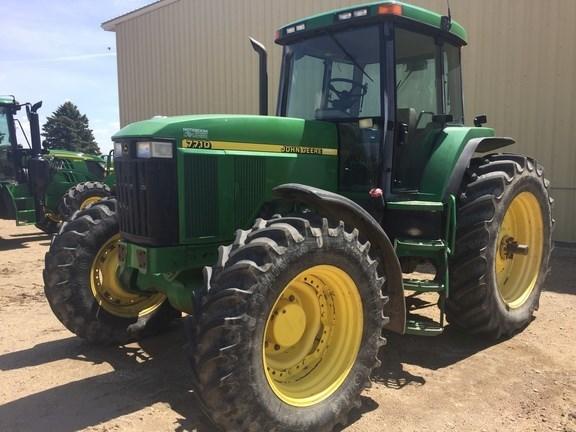1999 John Deere 7710 Tractor For Sale
