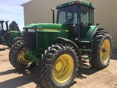 Tractor For Sale:  1999 John Deere 7710