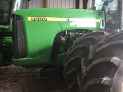 Tractor For Sale:  1998 John Deere 9400 , 425 HP