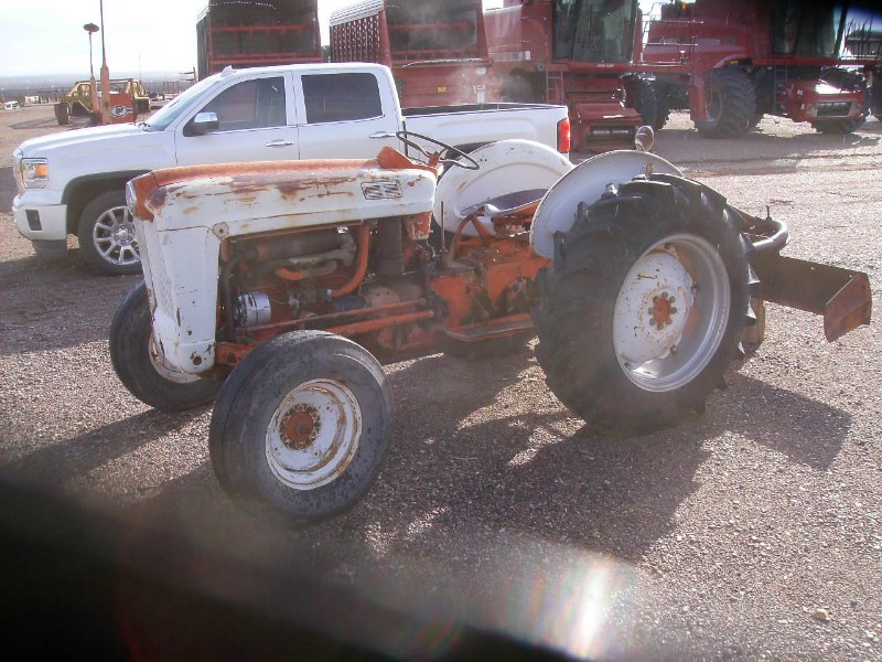 Ford 851 Tractor For Sale